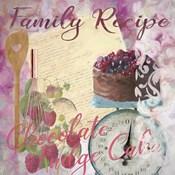 Family Recipe Chocolate Fudge Cake
