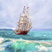 Sailing The Ocean