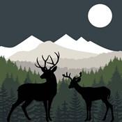 Deer Path Moon