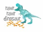 Rawr Rawr Dinosaur