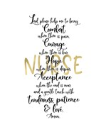 Nurse Prayer