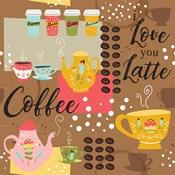 I Love You a Latte IV