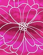 Flower Outline I