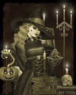 Halloween Graveyard - E
