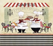 French Cafe Chefs - A