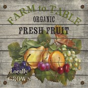 Farm to Table - Fresh Fruit