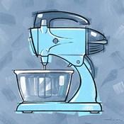 Blue On Blue Mixer
