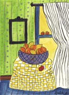 Bowl of Oranges and Lemons