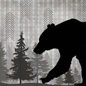 Blue Bear Lodge Sign 5