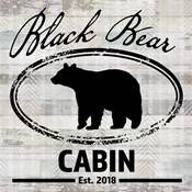Blue Bear Lodge Sign 8