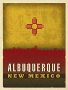 Alburquerque City Flag