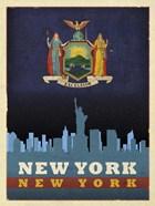 NYC flag