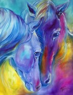 Color My World With Horses Loving Spirits