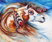 Wind Of Thunder Indian War Horse