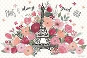 Paris is Blooming I