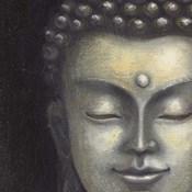 Serene Buddha I Crop