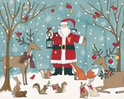 Woodland Christmas VI