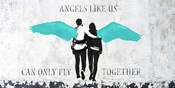 Angels Like Us (Aqua)