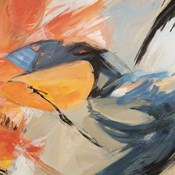 Oranges & Blues (detail)