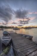 Houseboat Pier