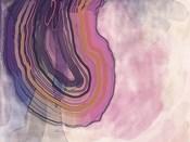 Xray Agate Purple