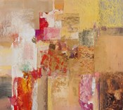 Red and Gold Leaf 1