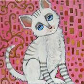 Klimt Kitty