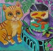 Le Chat De Matisse