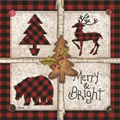 Four Square Merry & Bright