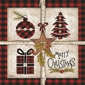 Four Square Merry Christmas