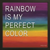 Rainbow is My Perfect Color