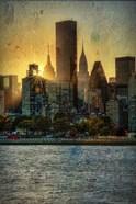 Mid-Manhattan Sunset B