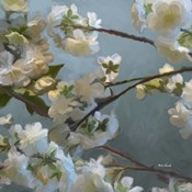 Silver Light Florals 1