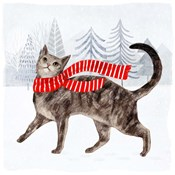 Christmas Cats & Dogs I