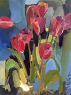 Painterly Tulips II