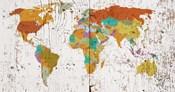 World Map VIII