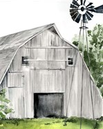Weathered Barn II