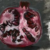 Pomegranate Study on Black II