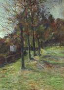 Road in Rouen II, 1885