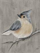 Winter Bird I