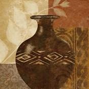 Ethnic Vase III