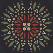 Folk Mandala IV