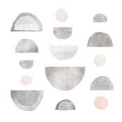 Half Circles I