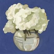 White Hydrangeas I