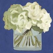 White Hydrangeas II