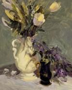 Tulips & Lavender