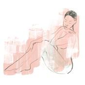 Colorblock Figure I