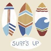 Surf's Up! I