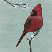 Bird & Blossoms II
