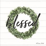 Blessed Boxwood Wreath